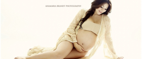 {pregnancy} Ms. J photographed by Ana Brandt: Tustin-California