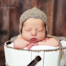 {newborn} A New Family's Session and Video