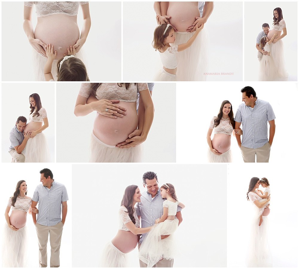 Pregnancy Photography by Ana Brandt in Orange County California